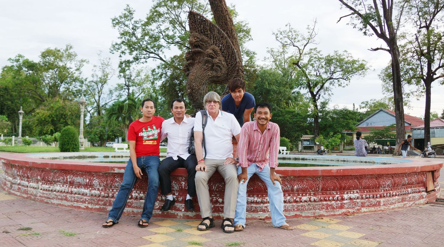 Apay E News Sept 2014 August 19 2016 Version 20142 Sop Alumni In Cambodia Meet With Icf Coordinator Max Ediger Center Battambang Province To Plan Activities For The Upcoming Year